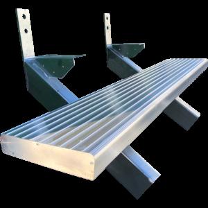Aluminium Stair Treads