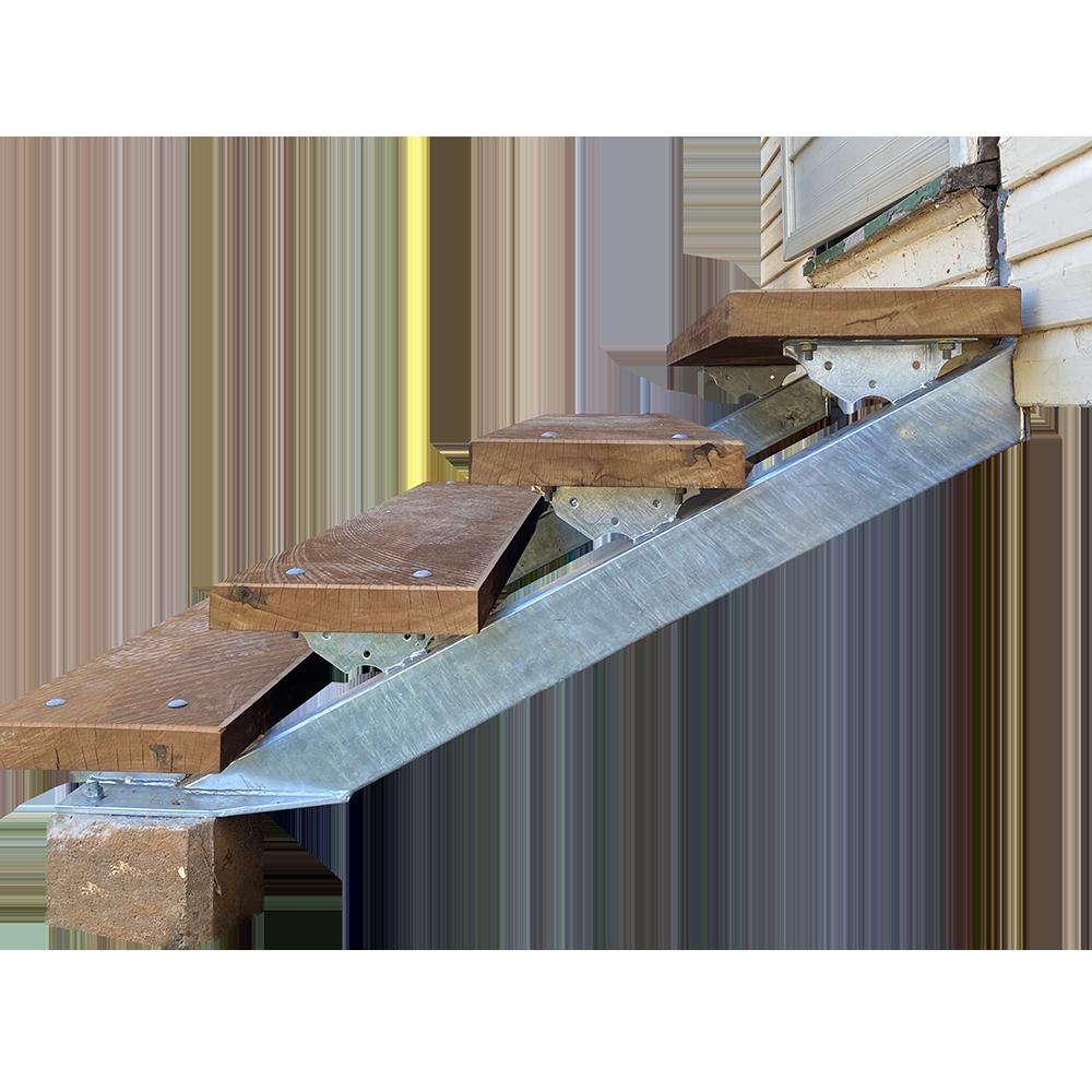 Custom Stair Stringer Levelmaster Australia