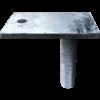 End Adjustable House Stump Top LevelMaster Australia
