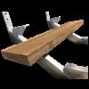 Hardwood Stair Tread LevelMaster Australia