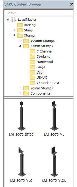 design revit files levelmaster australia