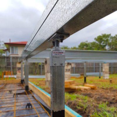 House stumps Levelmaster Australia
