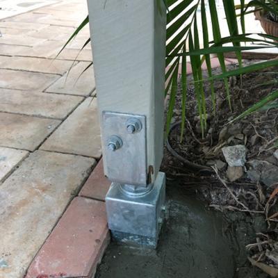 Adjustable House Stumps Levelmaster Australia