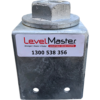 SO-75 Screw on house stump connector LevelMaster Australia