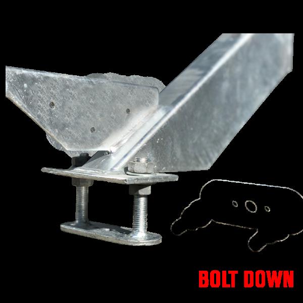Bolt Down stair stringers Levelmaster Australia