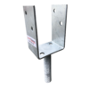 LevelMaster Stirrup Adjustable House Stump Top 100mm