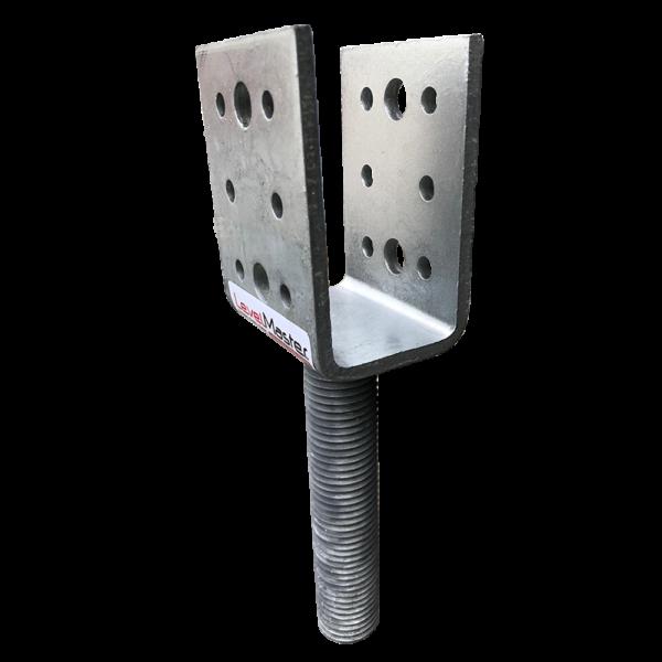LevelMaster Stirrup -50mm Adjustable House Stump Top
