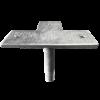 Tee Adjustable House Stump Top LevelMaster