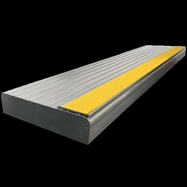 Aluminum Stair Tread Grip LevelMaster Australia